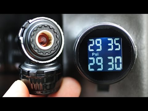 How to Install a Tire Pressure Monitoring System in Your Car