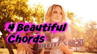 4 Must Know Beginner Chords (Beautiful)