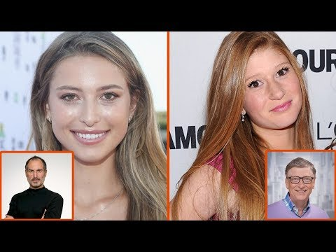 Steve Jobs and Bill Gates Daughters Compete Outside Of The Tech World