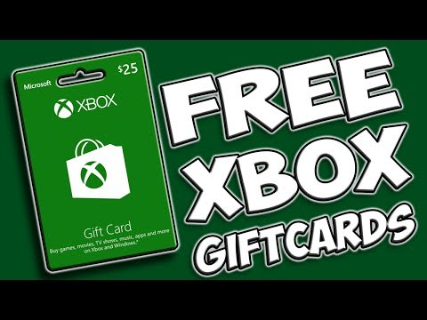 How To Get Free XBOX Gift Cards Easy, No Surveys *Working January 2018*