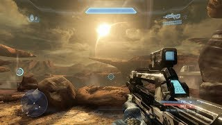 Halo 4: Big Team Battle Gameplay (No Commentary)