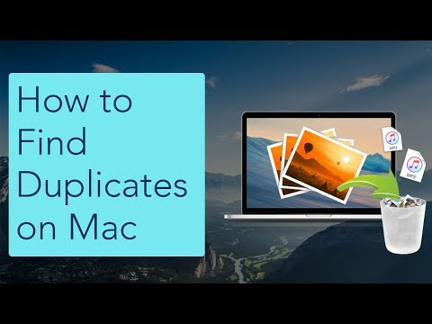 How to Find Duplicates on Mac