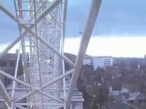 Nottingham Eye Ferris Wheel Feb 2008