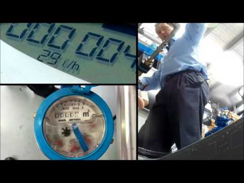 Sensus iPerl® Water Meters - Low Flow Metering Demonstration