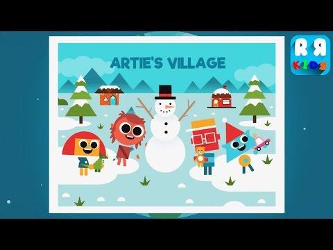 Artie's World (By Minilab Ltd) - Artie's Village - Best Apps for Kids | Educational