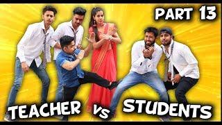 TEACHER VS STUDENTS PART 13 | BakLol Video |