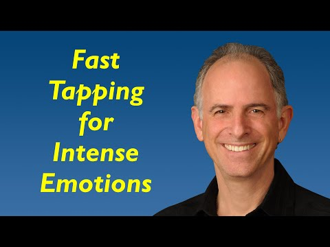 EFT Fast Tapping for When Emotions Get Intense - EFT-Alive.com