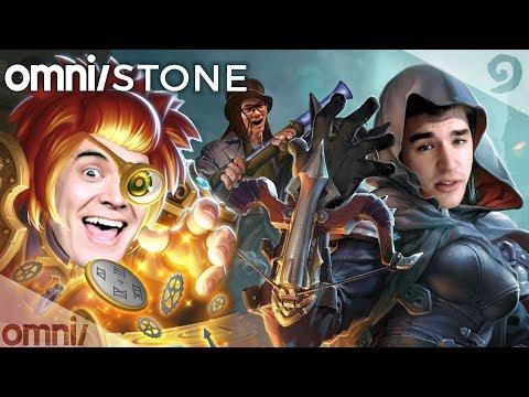 Omni/Stone ep. 46 w/ Brian Kibler, Firebat & Frodan: Monster Hunt Special!