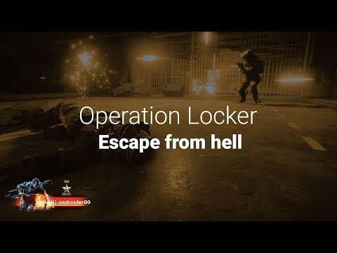 Operation Locker Escape from hell - Battlefield 4