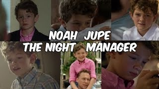 ALL Noah Jupe Moments in The Night Manager! HD!