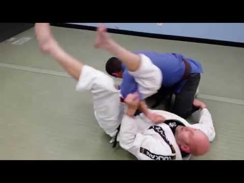 Brazilian Jiu Jitsu 5 Piece Chain of Attacks - RocknRoll BJJ