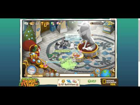 Diamond Shop + 2 Gift Cards   Animal Jam