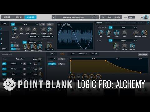 Logic Pro X Tutorial: Sampling in Alchemy