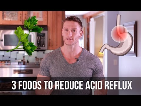3 Foods that Reduce Acid Reflux: Thomas DeLauer