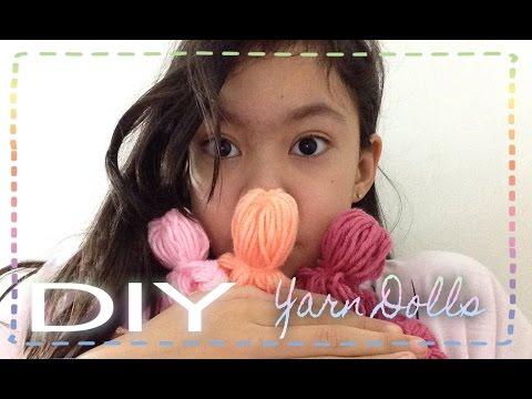 DIY Yarn Dolls   Jessica._.Bartlett
