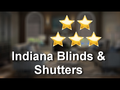 Indiana Blinds & Shutters Indianapolis Excellent Five Star Review by Shirley E.