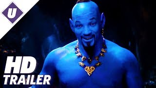 Download Aladdin - Official Trailer #2 | Will Smith, Mena Massoud, Naomi Scott Video