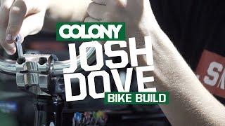 Josh Dove Colony Sweet Tooth Bike Build