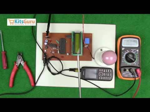 Cell Phone / Landline Based Circuit Breaker by KitsGuru.com   LGEE007