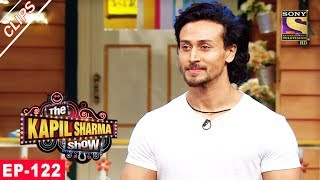 Tiger Shroff Rocks The Stage - The Kapil Sharma Show - 16th July, 2017
