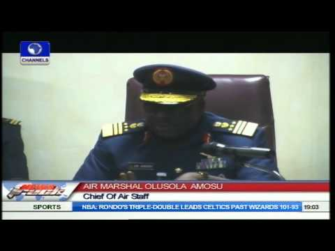 Airforce Chief Orders Release Of Plane In Kano