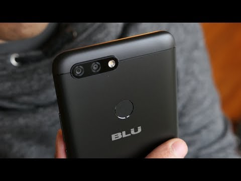 BLU VIVO X hands-on