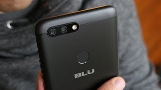 BLU VIVO X hands-on