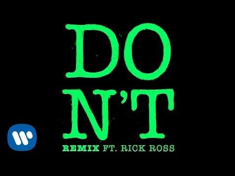 Ed Sheeran - Don't (Remix ft. Rick Ross) [Official]