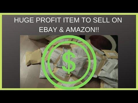 Apple iPods on Ebay & Amazon = Big Profits