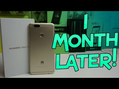Huawei Mate SE Review | 1 Month Later