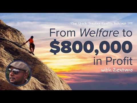 STR 155: From Welfare to $800,000 in Profit (audio only)