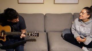 AWKWARD BOOB ENCOUNTER & DAVID SINGING!!