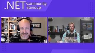 ASP.NET Community Standup - October 8th, 2019 - Running the .NET Website with Rowan Miller