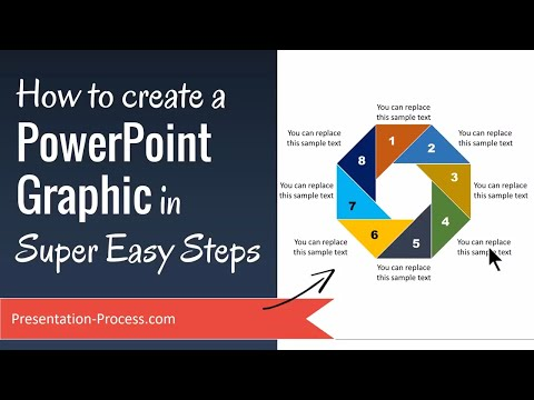 How to create a PowerPoint Graphic in super easy steps