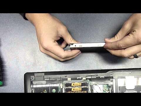Upgrade HDD and RAM: Asus N56VJ