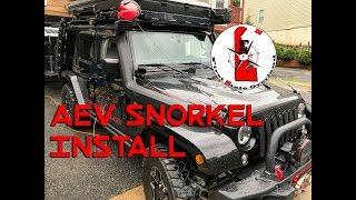 AEV ProCal Jeep Setup - Northridge4x4 - PakVim net HD Vdieos