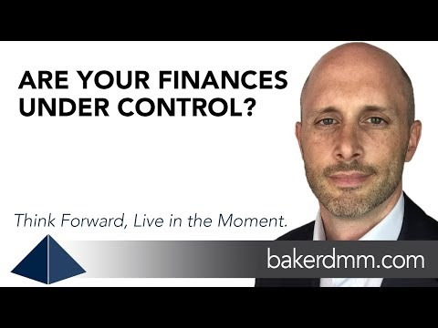 Are Your Finances Under Control?
