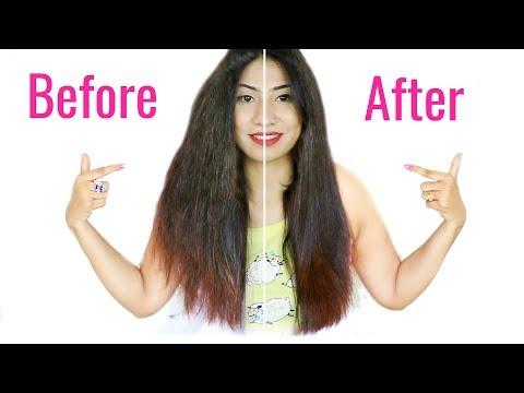 सिर्फ 10 Mins में बालों को सीधा कैसे करें ? How to Straighten Your Hair Using Flat Iron | Anaysa