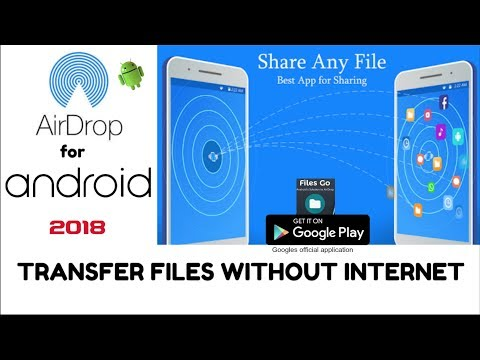 Google's Files Go:Best File Manager (Android's Answer To AirDrop)!🔥🔥