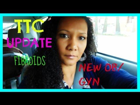 TTC Baby #3 Update | Fibroids| New OB/GYN | JennysJourney