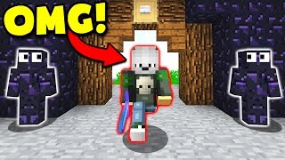 MOST OVERPOWERED MINECRAFT CAMO TROLL! (Minecraft Trolling)