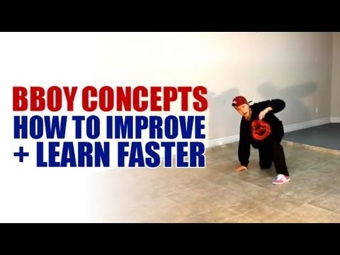 How to BreakDance | How to improve and learn moves faster - bboy trailer