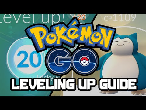 How To Level Up In Pokemon Go - Pokemon Go Tips and Tricks!