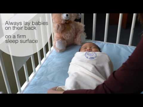 Safe sleep for your baby - Medical City Healthcare
