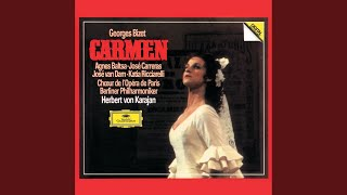 Bizet Carmen  Act 2  Chanson Les Tringles Des Sistres Tintaient