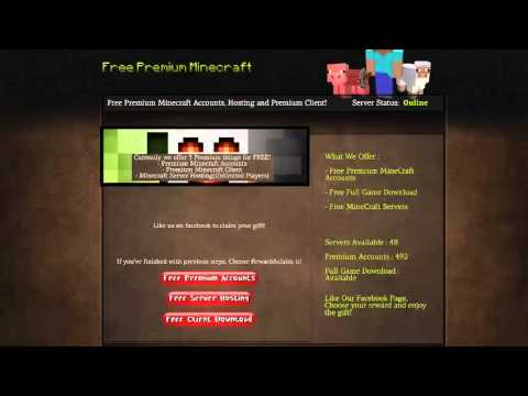 How to get free minecraft server hosting - Working July 2013