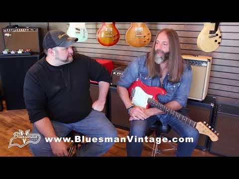 Bluesman Vintage Exclusive Chat With Kenny Loggins Guitar Player Scott Bernard