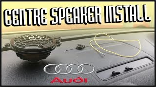 Pioneer center speaker with alpine amp - PakVim net HD