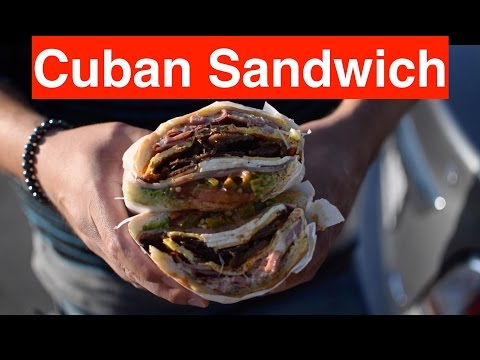 The Best Cuban Sandwich in Los Angeles Torta Cubana and Argentina | The Food Culture