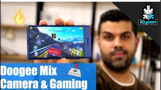 Doogee Mix Camera, Gaming And Benchmarks